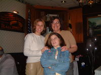 Sally with daughters Heather and Ashlyn