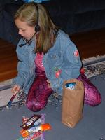 Kayla checks out HER candy
