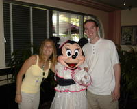 Heather, Mike, & Minnie