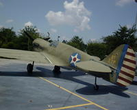 "A plane used in the movie ""Pearl Harbor"""