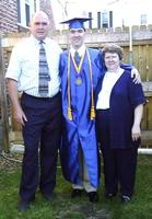 6-04-99: Michael, Mom, and Dad