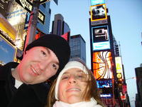 March 17, 2006 at Times Square